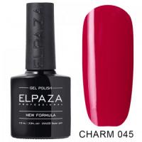 Elpaza гель-лак Charm 045, 10 ml