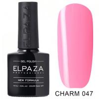 Elpaza гель-лак Charm 047, 10 ml