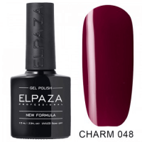 Elpaza гель-лак Charm 048, 10 ml