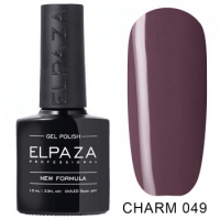 Elpaza гель-лак Charm 049, 10 ml