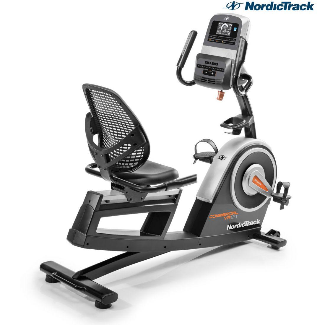 Велотренажер - NordicTrack Commercial VR21