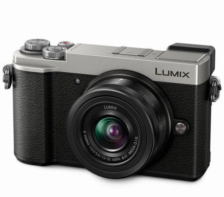 Фотоаппарат со сменной оптикой Panasonic DC-GX9 Kit 12-32mm