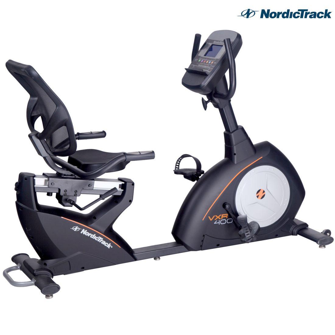Велотренажер - NordicTrack VXR400