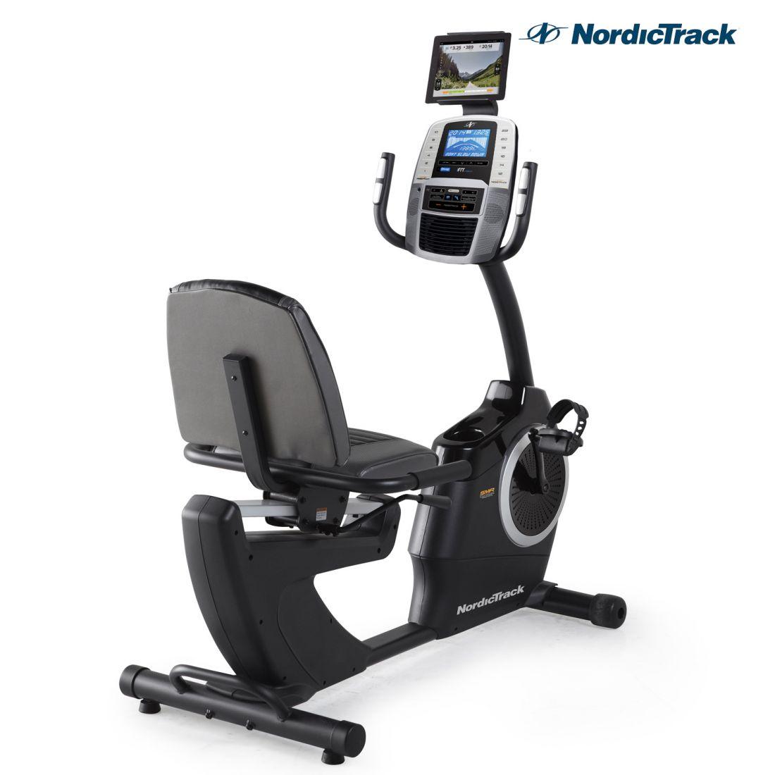 Велотренажер - NordicTrack VXR 475
