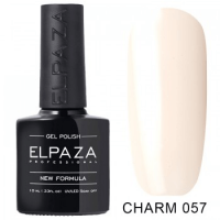 Elpaza гель-лак Charm 057, 10 ml
