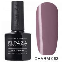Elpaza гель-лак Charm 063, 10 ml