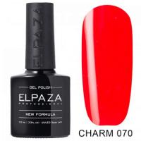 Elpaza гель-лак Charm 070, 10 ml
