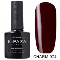 Elpaza гель-лак Charm 074, 10 ml