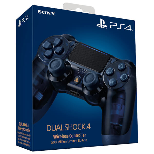"Геймпад Sony Dualshock 4 ""500 Million Limited Edition"" (PS4)"