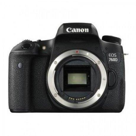 Зеркальный фотоаппарат Canon EOS 760D Body
