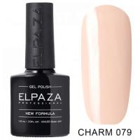Elpaza гель-лак Charm 079, 10 ml