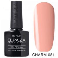 Elpaza гель-лак Charm 081, 10 ml