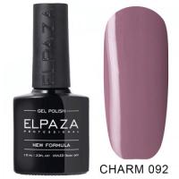 Elpaza гель-лак Charm 092, 10 ml