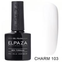 Elpaza гель-лак Charm 103, 10 ml