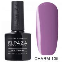 Elpaza гель-лак Charm 105, 10 ml