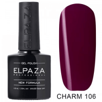 Elpaza гель-лак Charm 106, 10 ml