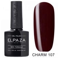 Elpaza гель-лак Charm 107, 10 ml