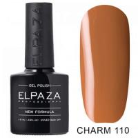 Elpaza гель-лак Charm 110, 10 ml