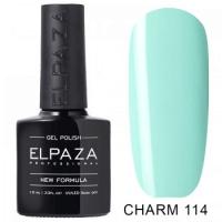 Elpaza гель-лак Charm 114, 10 ml