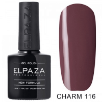 Elpaza гель-лак Charm 116, 10 ml