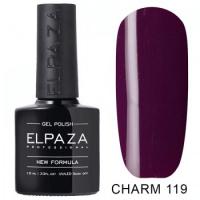 Elpaza гель-лак Charm 119, 10 ml