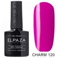 Elpaza гель-лак Charm 120, 10 ml