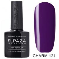 Elpaza гель-лак Charm 121, 10 ml
