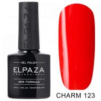 Elpaza гель-лак Charm 123, 10 ml