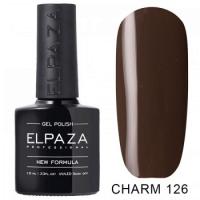 Elpaza гель-лак Charm 126, 10 ml