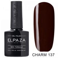 Elpaza гель-лак Charm 137, 10 ml