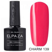 Elpaza гель-лак Charm 139, 10 ml