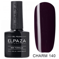 Elpaza гель-лак Charm 140, 10 ml