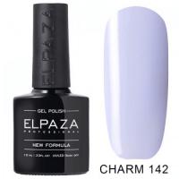 Elpaza гель-лак Charm 142, 10 ml