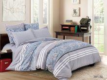 Комплект постельного белья Сатин SL  семейный  Арт.41/381-SL