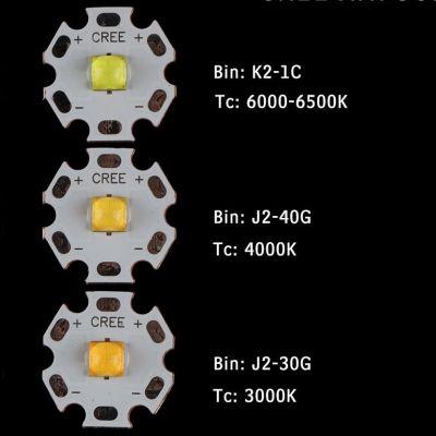 Светодиод Cree XHP50.2, 6В, 2654 Лм, 20мм или 16мм, 3 оттенка