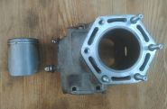 Цилиндр + поршень Honda CRM250R - 120