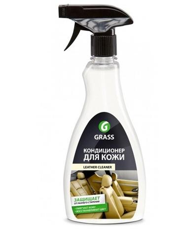 Кондиционер кожи «Leather Cleaner» GRASS 0,5л