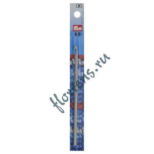 Крючок с направляющей площадью, алюминий, 4,0 мм*14 см, Prym