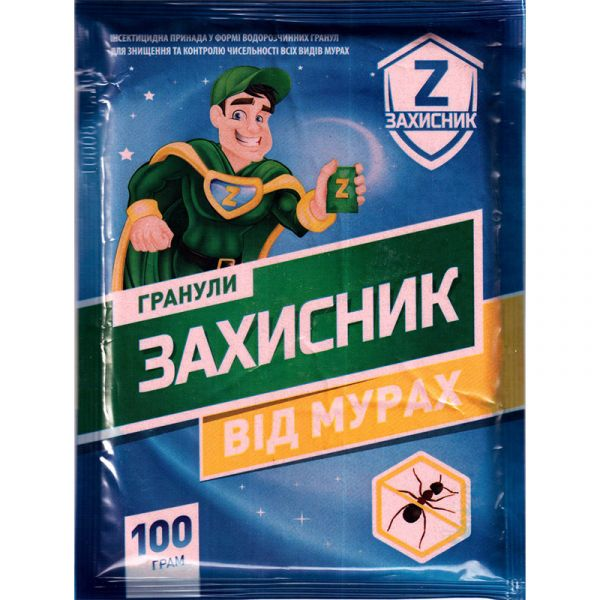 """Защитник от муравьев"" (100 г) от Ukravit, Украина"