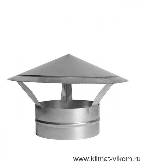Зонт ф 100, Оц/ 0,5 мм, тип-2