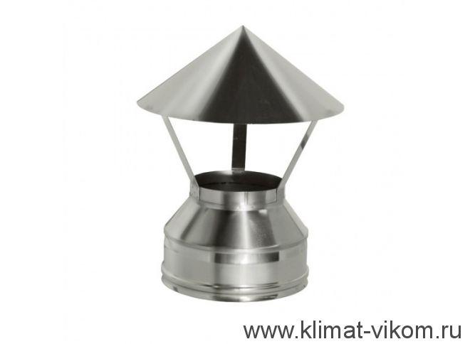 Зонт ф 120, AISI 439/0,5мм, тип-2