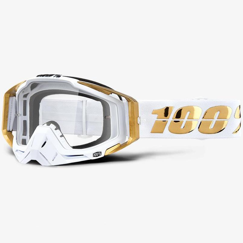 100% - Racecraft LTD очки, прозрачная линза