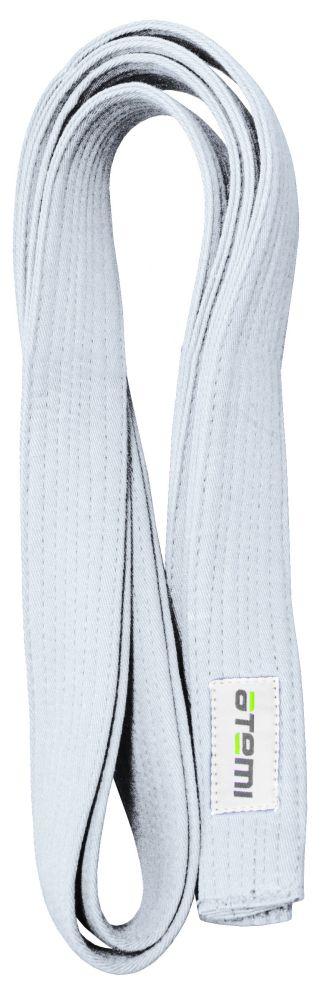Пояс для кимоно ATEMI 280 см белый