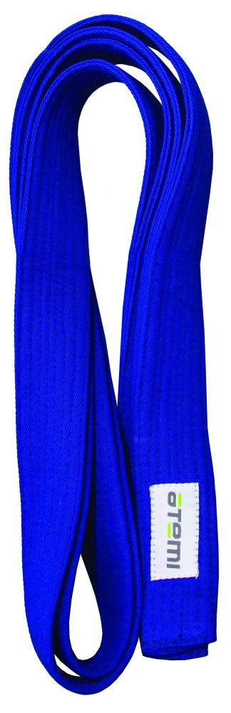 Пояс для кимоно ATEMI 280 см синий
