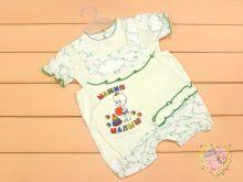 Костюм: футболка, песочник на лямках kNA-KS0604-ITpk (интерлок-пенье)