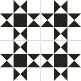 Плитка Dual Gres Chic Cardiff White 45×45