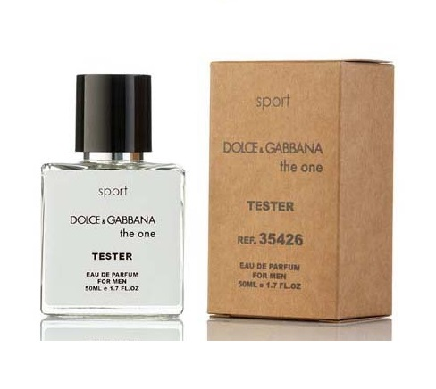 Мини Tester Dolce&Gabbana The One Sport  50 мл (ОАЭ)