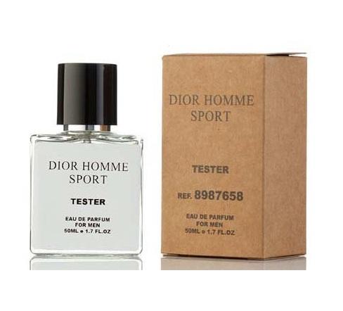 Мини Tester Christian Dior Homme Sport 50 мл (ОАЭ)
