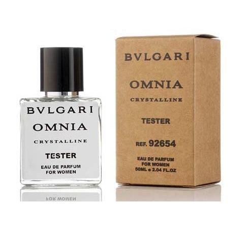 Мини Tester Bvlgari Omnia Crystalline 50 мл (ОАЭ)