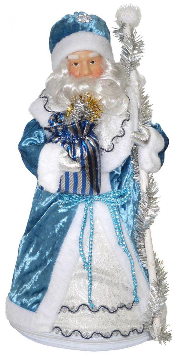 Дед Мороз в голубом кафтане 1300 грамм